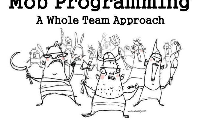 coach agile mob programming