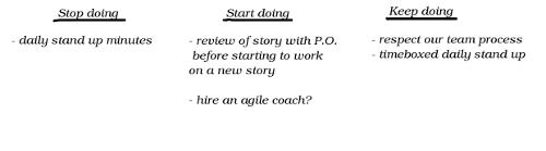 coach agile amelioration continue