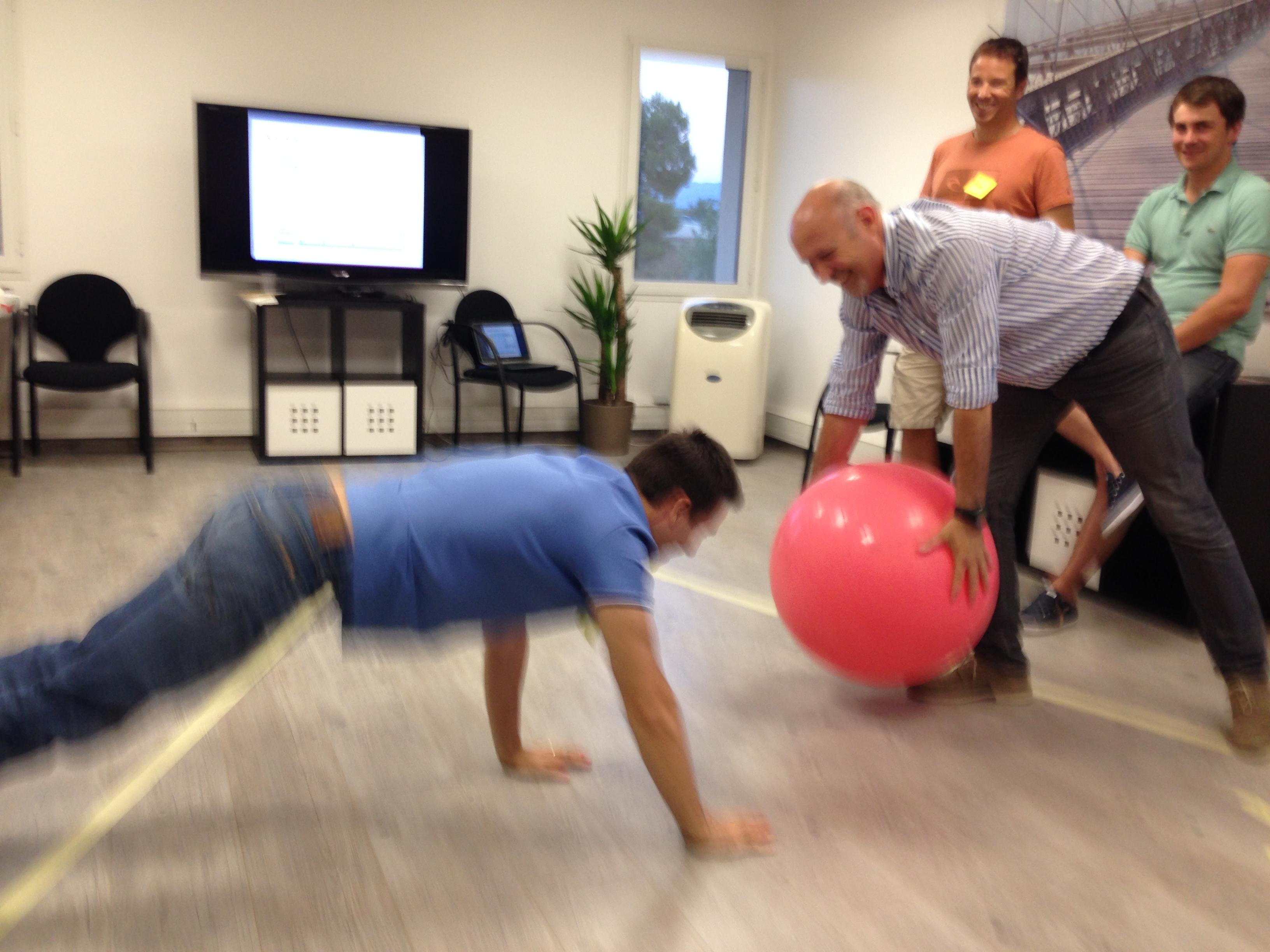 Coach agile et agile playground by Archriss