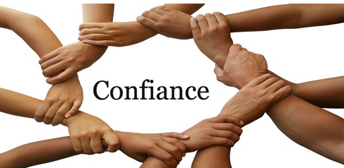 coach agile lien confiance