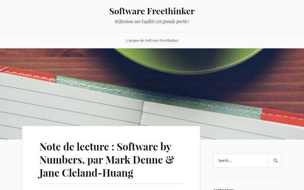 Software Freethinker