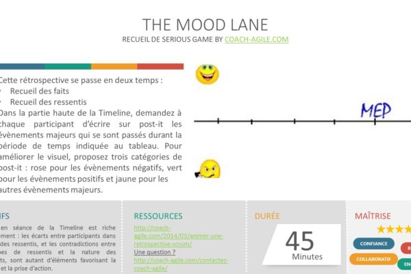 SERIOUS GAME : THE MOOD LANE