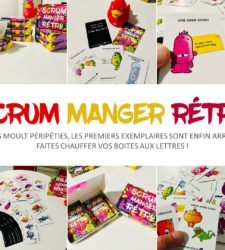 SCRUM MANGER RETRO