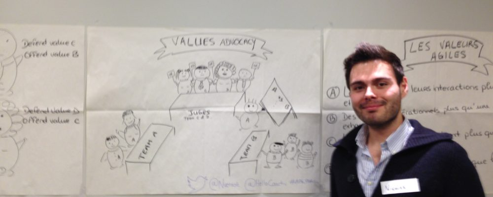 agile playground paris values advocacy nicolas verdot