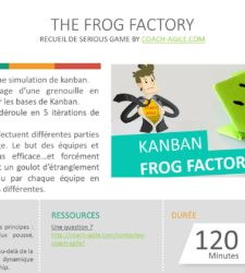 SERIOUS GAME : THE KANBAN FROG FACTORY