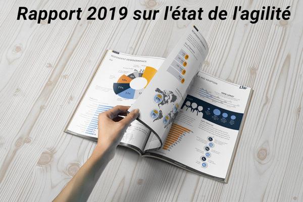 Agilité : rapport 2019