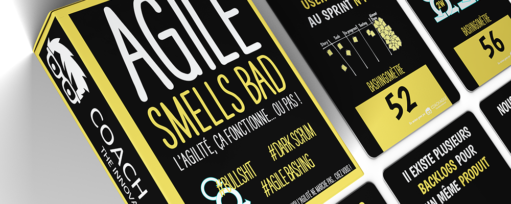 Serious game : Agile Smells !