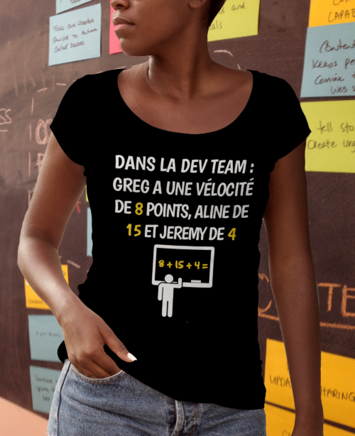 Agile coaching t-shirt