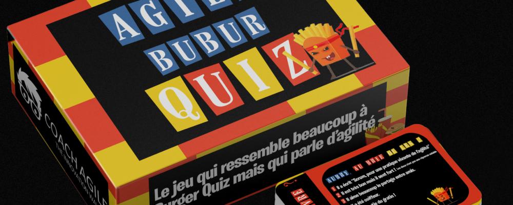 Serious Game : Agile Bubur Quiz