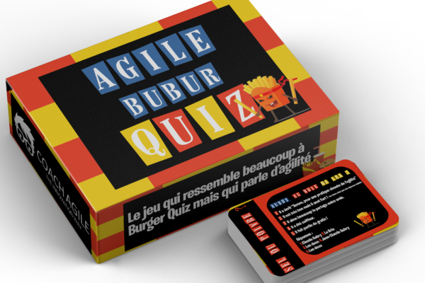 Serious Game : Agile Bubur Quiz