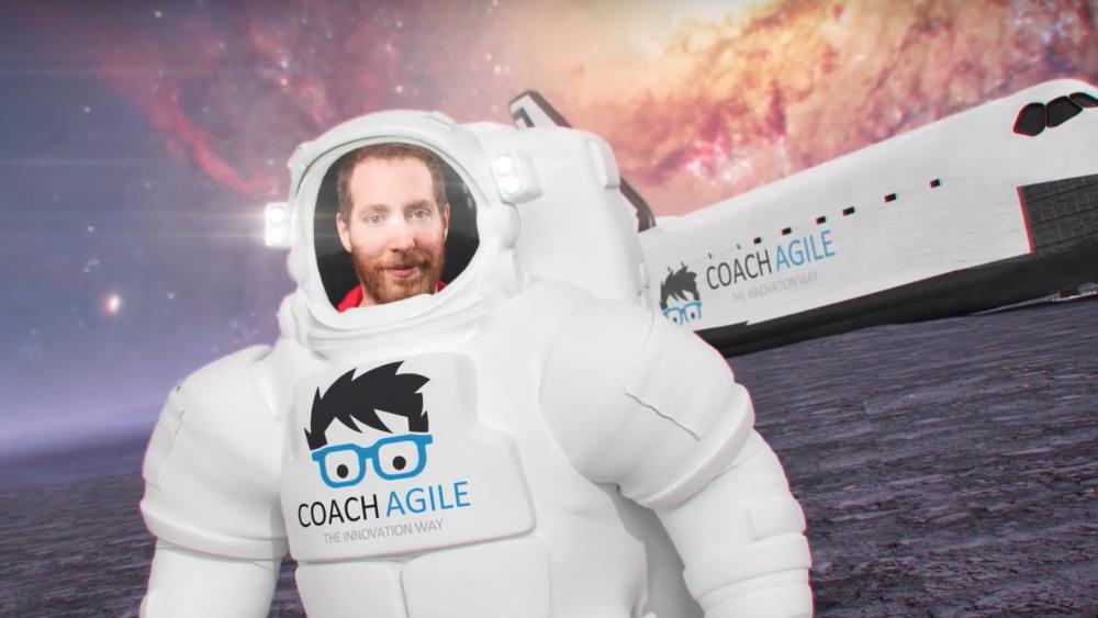 L'agilité à la conquête de Mars !