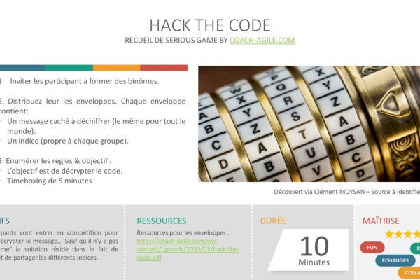 ICEBREAKER : HACK THE CODE