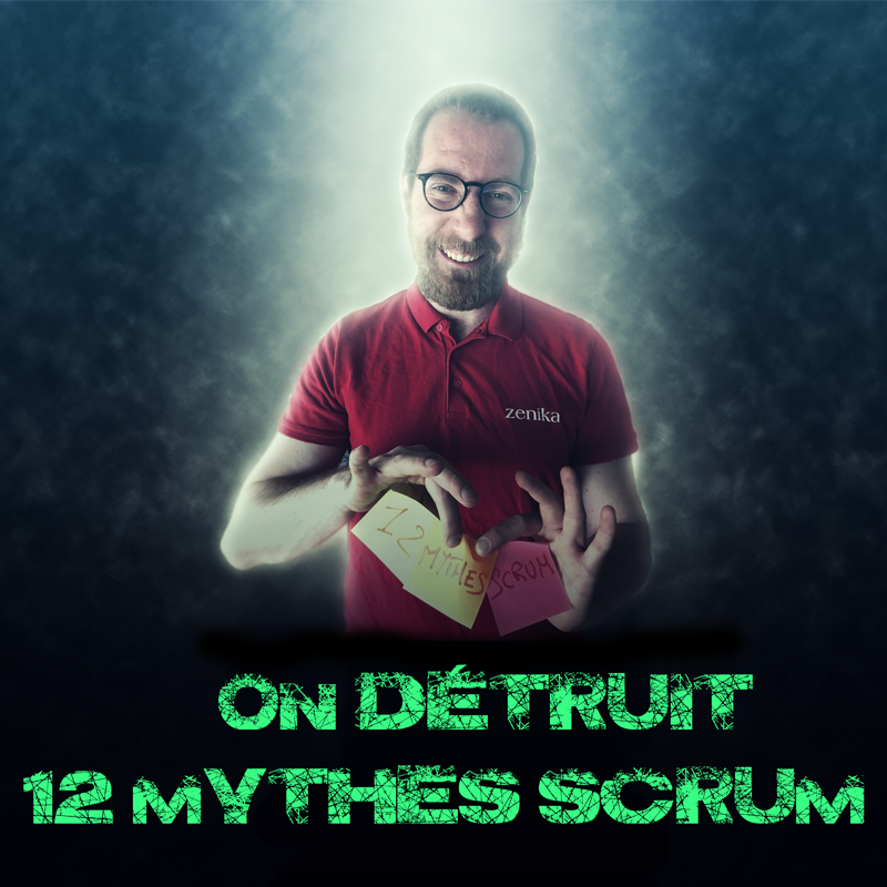 Agile mythes scrum