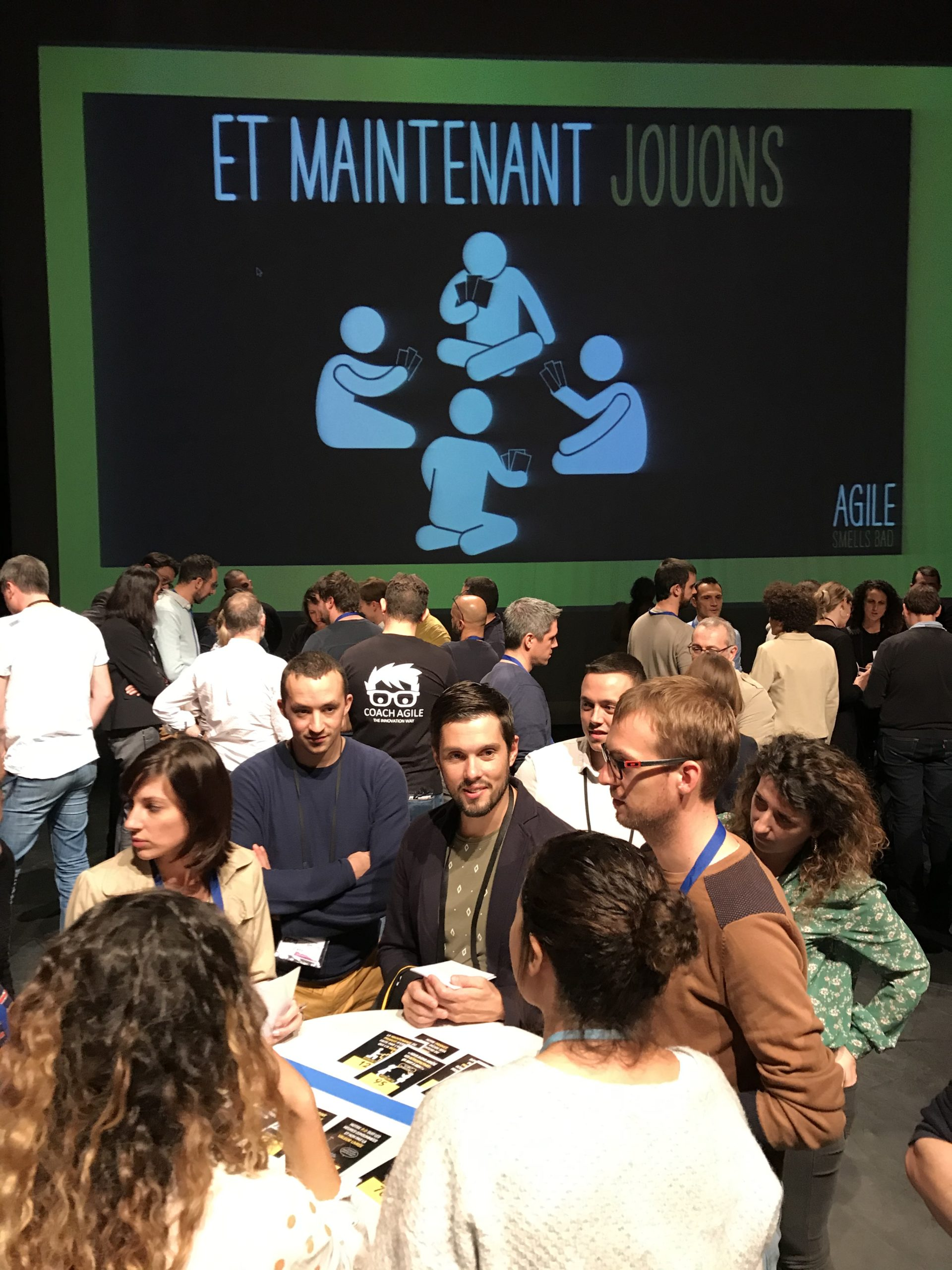 Agile Smells à l'Agile Tour Toulouse