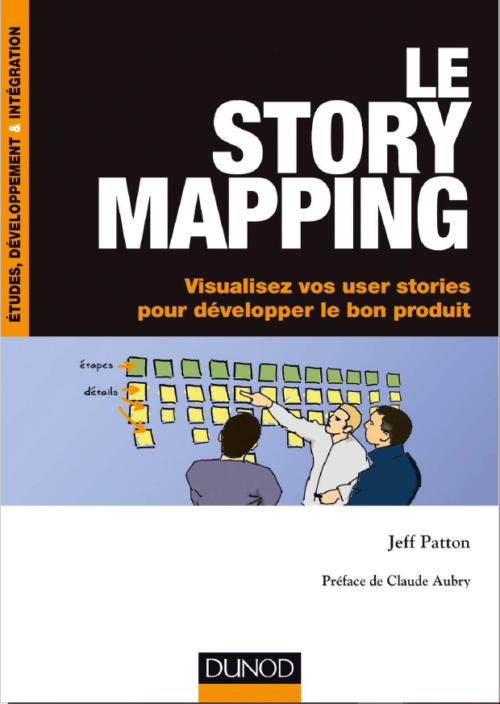 LIVRE : LE STORY MAPPING