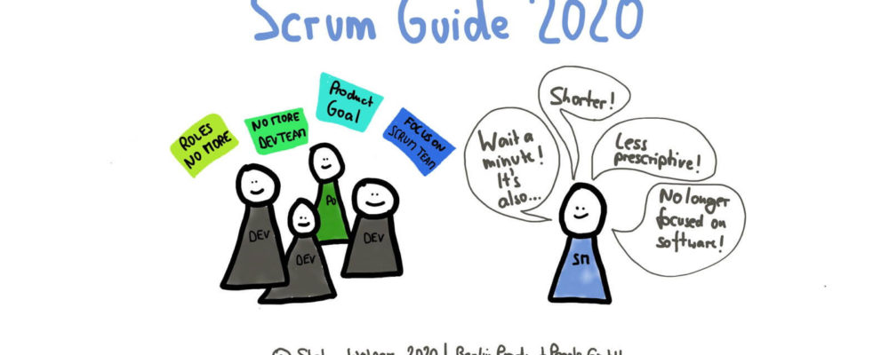 SCRUM GUIDE 2020