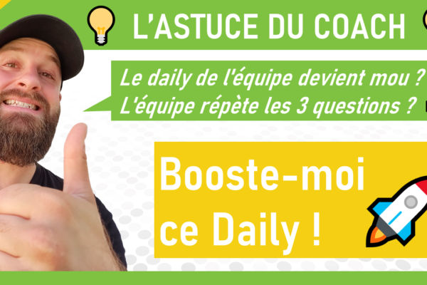 Booster le daily