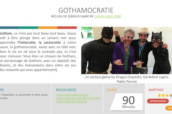 Gothamocratie